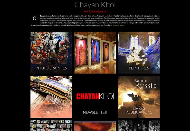 chayan khoi powerded by tesseva
