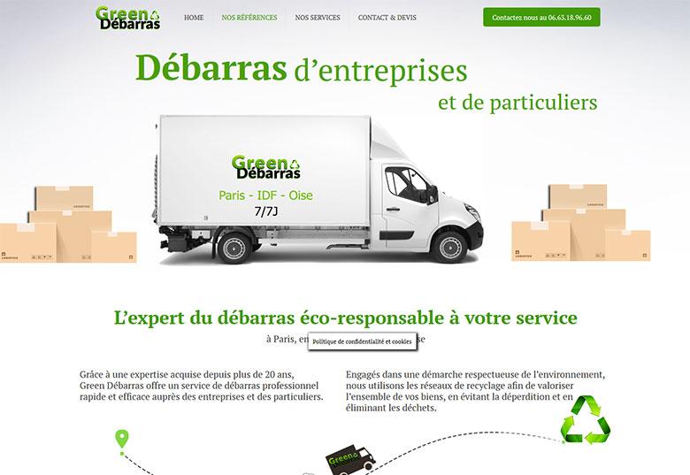 green débarras